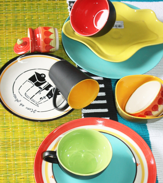 Online crockery shop
